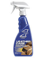 LEATHER 1 STEP CLEANER & CONDITIONER